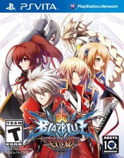 Cover BlazBlue: Chrono Phantasma Extend