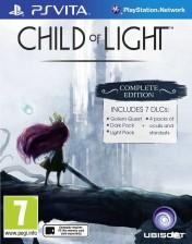 Cover Child of Light (PS Vita)