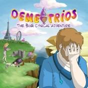 Cover Demetrios - The BIG Cynical Adventure