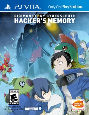 Cover Digimon Story Cyber Sleuth: Hacker's Memory