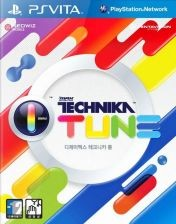 Cover DJMax Technika Tune