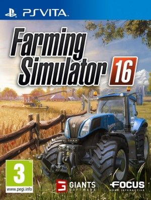 Cover Farming Simulator 16