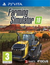 Cover Farming Simulator 18