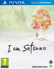Cover I Am Setsuna