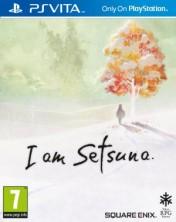 Cover I Am Setsuna