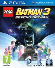 Cover LEGO Batman 3: Beyond Gotham