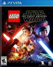 Cover LEGO Star Wars: The Force Awakens (PS Vita)
