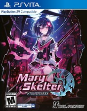 Cover Mary Skelter: Nightmares