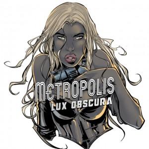 Cover Metropolis: Lux Obscura (PS Vita)