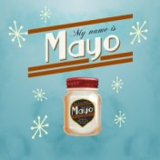 Cover My Name is Mayo