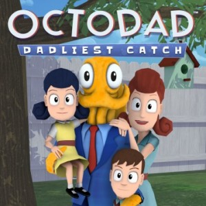 Cover Octodad: Dadliest Catch