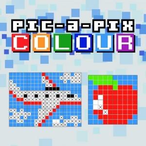 Cover Pic-a-Pix Colour