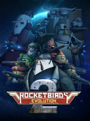 Cover Rocketbirds 2: Evolution (PS Vita)
