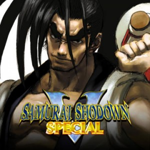 Cover Samurai Shodown V Special