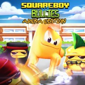 Cover Squareboy vs. Bullies: Arena Edition