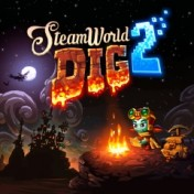 Cover SteamWorld Dig 2 (PS Vita)