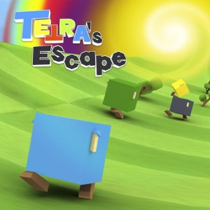 Cover TETRA's Escape
