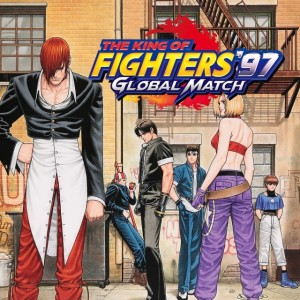 Cover The King of Fighters '97: Global Match