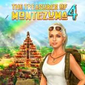 Cover The Treasures of Montezuma 4