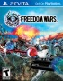 Cover Freedom Wars per PS Vita