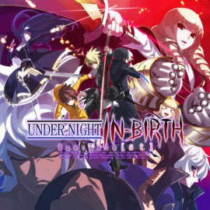 Cover Under Night In-Birth Exe:Late[st] (PS Vita)