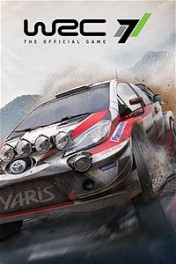 Cover WRC 7 (PS Vita)