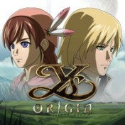Cover Ys Origin (PS Vita)