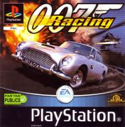 Cover 007 Racing (PSX)