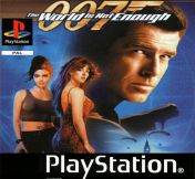 Cover 007: The World is not Enough (PSX)