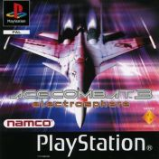 Cover Ace Combat 3: Electrosphere