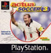 Cover Actua Soccer 3