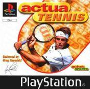 Cover Actua Tennis