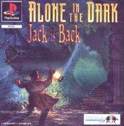 Cover Alone in the Dark: One-Eyed Jack's Revenge