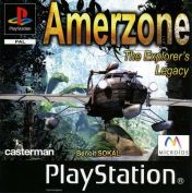 Cover Amerzone: The Explorer's Legacy