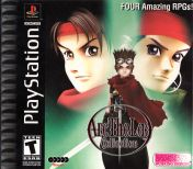 Cover Arc the Lad Collection (PSX)