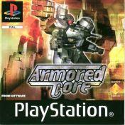Cover Armored Core