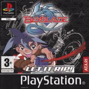 Cover Beyblade: Let it Rip!