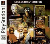 Cover Blood Omen: Legacy of Kain / Legacy of Kain: Soul Reaver / Fighting Force (Collector's Edition)