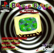 Cover Bubble Bobble also featuring Rainbow Islands