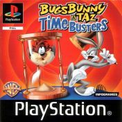 Cover Bugs Bunny & Taz: Time Busters