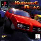 Cover Burning Road (PSX)