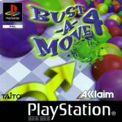 Cover Bust-A-Move 4