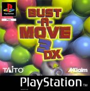 Cover Bust-A-Move '99