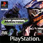 Cover Championship Motocross Featuring Ricky Carmichael