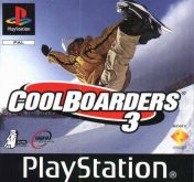 Cover Cool Boarders 3