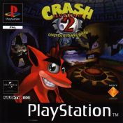Cover Crash Bandicoot 2: Cortex Strikes Back