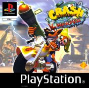 Cover Crash Bandicoot 3: Warped (PSX)
