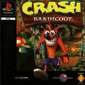 Cover Crash Bandicoot (PSX)