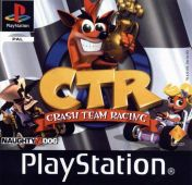 Cover Crash Team Racing (PSX)