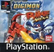 Cover Digimon Rumble Arena